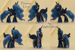 My favourite princess - spin by NightGhost-creations