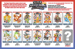 Smash Bros posters: AVAILABLE NOW! ORDER TODAY! by MTC-Studio