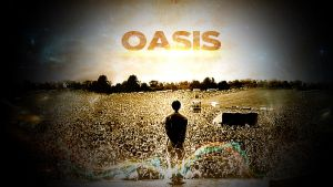 Oasis Wallpaper by InVation