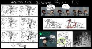 Fallout 3 - Survival Guide Fun by psycrowe
