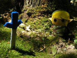 You found the Master Sword by Homemade-Happiness