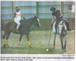 Learning Polo by Cinestress