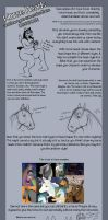 Horse head tutorial thing by RevaDiehard