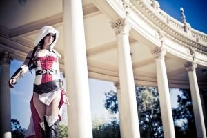 [Female] Assassins Creed by MikeRollerson