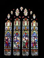 Stained Glass Window IV by awesomeizzy