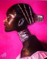 African Beauty101 by hosny