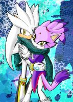 SilverxBlaze, another pic. by Strawberry--Killer