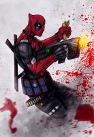 DEADPOOL by suspension99
