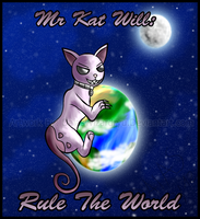 Mr Kat Will Rule The World by Daiasita
