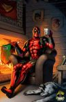 DeadPool by ashkel