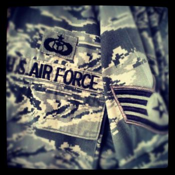 Air Force by Myssiing