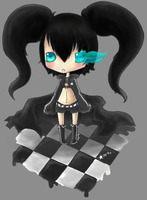 Black Rock Shooter by Phrase3