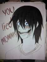 You lied mommy by hello-people10