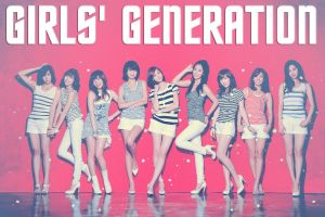 Pink SNSD wallie by o0someday0o