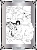 Jungle Book by JOEYDES