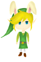 Prize - Bunny Chibi Link by Purple-Nightmares