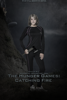 THG: Catching Fire. Johanna. Poster. by Nikmarvel