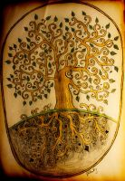 Tree of life by bionomi