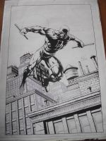 Daredevil by Renato Rei by macacaralho