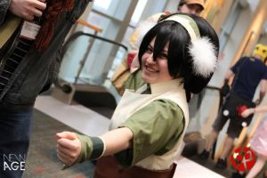 Toph Wants Your Lunch Money! by Eleksin