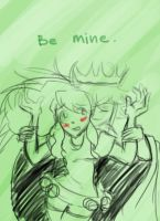 Be mine. by Chobits13