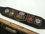 King of the Concrete Jungle Title Belt - Complete by hotrod2001