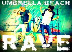 UMBRELLA BEACH RAVE by realtimelord
