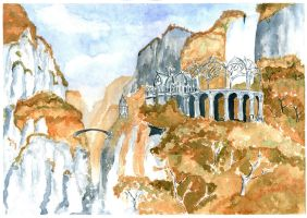 Rivendell by Hipokrates1978