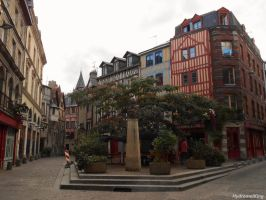 Place Saint-Amand by HydromelKing