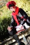 Lavi [D.Gray-Man] 3rd Uniform Cosplay 01 by Reiko-Nagato
