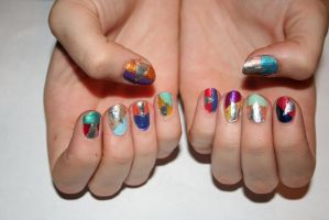 nail art by Was-Is-Willbe