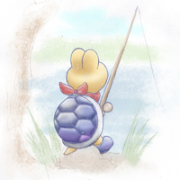 Kooper Fishing by Dralsk
