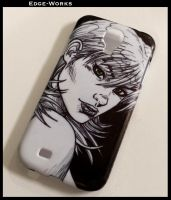 Samsung S4 Case - Fairchild by Edge-Works