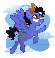 Fly, Kiwi Friend! by LissyStrata