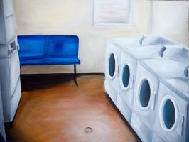 The Laundry Room... by someweirdcrab