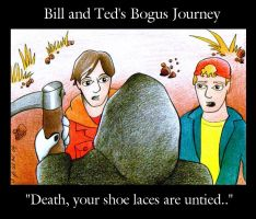 Bill and Ted's Bogus Journey by syxx