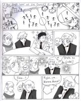 Beatles Manga page10 by greengal14