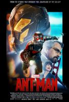 Ant-Man Fanmade Poster by punmagneto