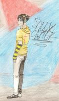 Sollux Captor by shadowxneji