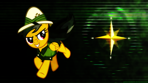 Daring Do Wallpaper 2 by Game-BeatX14