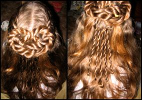 Rope Twists Hair Design by aelthwyn