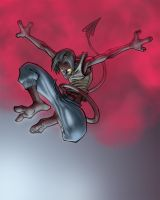 Nightcrawler Colored by V3dd3rMan