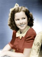 Shirley Temple by OTMARomanov