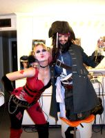 Harley and Jack by CLeigh-Cosplay