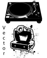 Discostuff Vector by mortifi