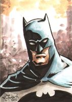 Batman ACEO 082811 by ChrisMcJunkin