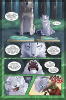 Guardians Comic Page 9 UPDATED by akeli