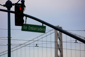 The Embarcadero by shftwings