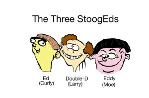 The Three StoogEds by darthraner83