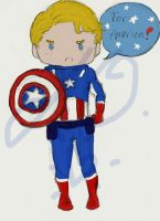 Capatain America by guardian-angel15